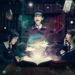 """Projection table game vol.2""""The Magic Library's Bizarre Encyclopedia""""to be available in English from 4th Dec."""