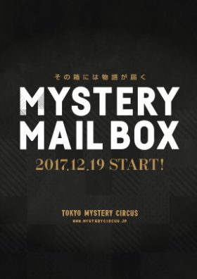 MYSTERY MAIL BOX
