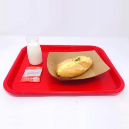 【謎付き】藤山高校購買大人気 たまごパンセット