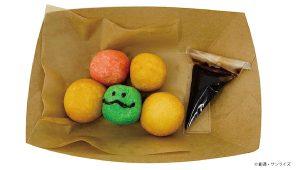 チョコでアレンジ!ハロのチーズボール